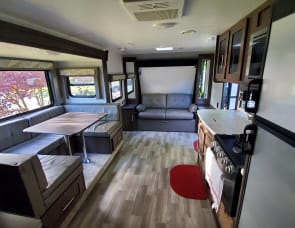 Forest River RV Wildwood X-Lite 233RBXL