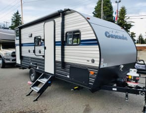 Forest River RV Cascade Lite 17JG