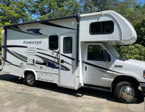 Forest River RV Forester LE 2251SLE Ford
