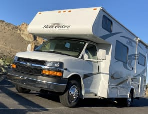 Forest River RV Sunseeker LE 2250LE Chevy