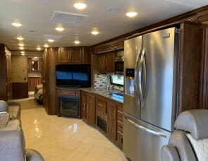 Coachmen RV Sportscoach Cross Country RD 407FW