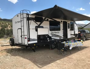 Keystone Outback 244UBH