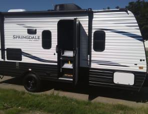 Keystone RV Springdale Mini 1760BH