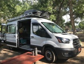 Ford Transit Nugget Camper Van