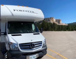 Forest River RV Forester MBS 2401S