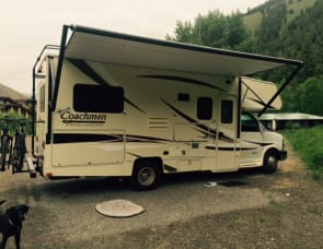 Coachmen RV Freelander 22QB Chevy 4500