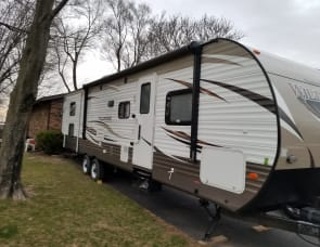 Forest River RV Wildwood 31QBTS