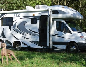 Fleetwood RV Tioga DSL 24D