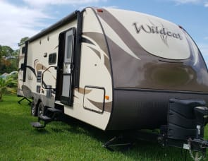Forest River RV Wildcat 292QBD