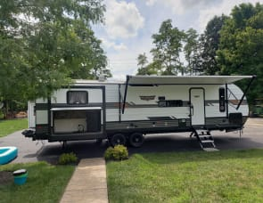 Forest River RV Wildwood Heritage Glen 31QBSS