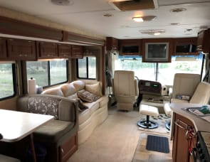 Four Winds RV Hurricane 34B