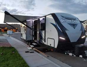 2019 Cruiser RV Shadow Cruiser 282BHS