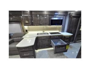 2019 Entegra Coach Aspire 44B Bath & 1/2 Luxury RV W/ Theater Seats, Solar