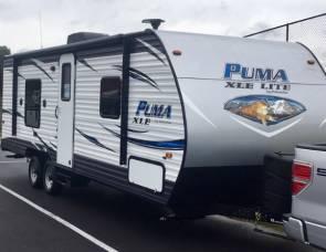 2017 Puma  Palomino