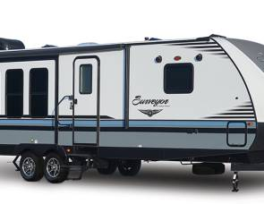 2015 Forest River surveyor 287BHSS