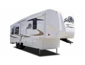 2004 Forrest river Toy hauler