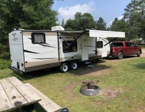 2018 Forest River Wildwood 261BHXL
