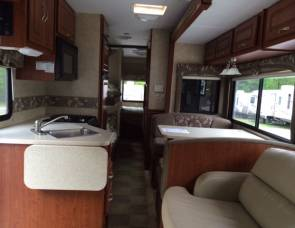 2008 Four Winds 34H