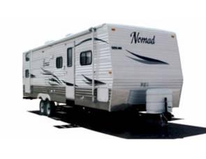 2003 Nomad Rampage Toy Hauler