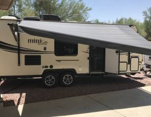 2015 Forest River-California Rockwood Mini Lite