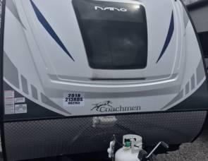2018 Coachman Apex nano 213rds
