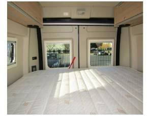 Dodge Promaster chassis with Hymer Activ with LOFT!