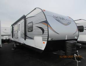2015 Salem by Forest River 27dbud