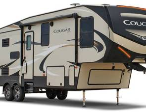 2017 Cougar 326rds