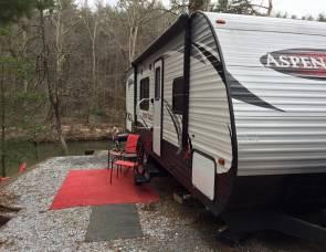 2015 Aspen Trail 2560RBS