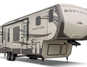 2017 Keystone  Montana 3661rl