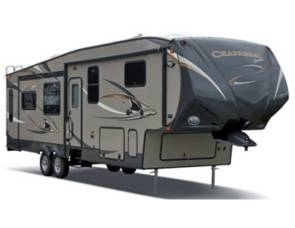 2014 Coachman Chaparral Signature