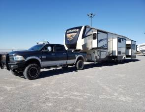 2018 Forest river Sierra 387mkok
