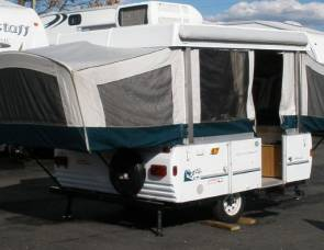 2009 Redwood Camper