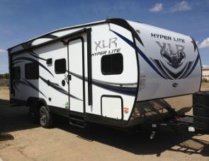 2013 XLR by Forest River Hyper Lite Series M-24HFS