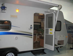 2013 Jayco ay Feather X23B