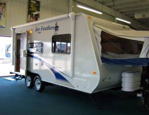 2009 Jayco Jay Feather 19H