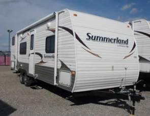 2012 Summerland  2600TB