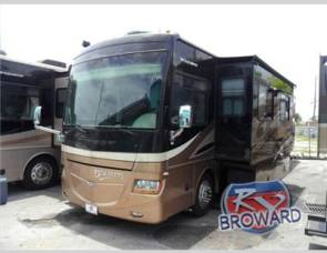 2008 Discovery by Fleetwood M-40X Freightliner 350HP