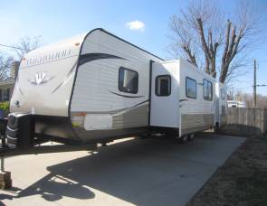 2013 Wildwood by Forest River M-36BHBS