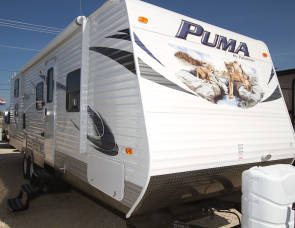2013 Palomino Puma Series M-282RKSS