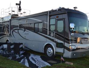 2013 Allegro Bus 40 motorhome Talladega All Inclusive RV Rental