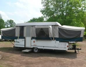 2011 Coleman Americana Series BAYSIDE-4578 W/HW