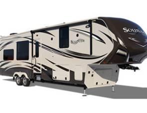 2017 Grand design 5th wheel