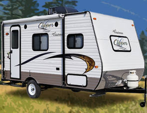2014 Coachmen Clipper BH
