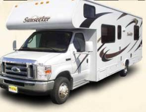 2013 Sunseeker by Forest River Le Series M-3100SS Ford E450