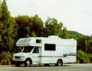 2003 Winnebago Minnie Winnie Series M-27P-FORD
