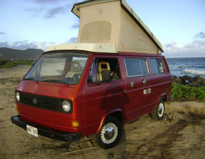 1985 Volkswagen Westfalia Billabong