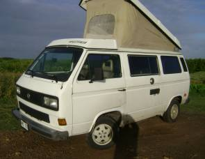 1980 Volkswagen Westfalia Coppertone