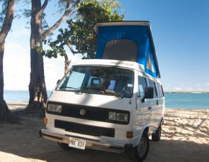 1987 Volkswagen Westfalia Diamond Head
