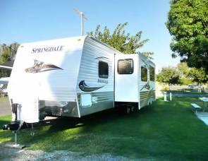 2011 Keystone Springdale 32 1 Slide